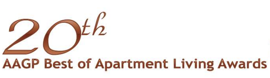AAGP Best of Apartment Living Awards