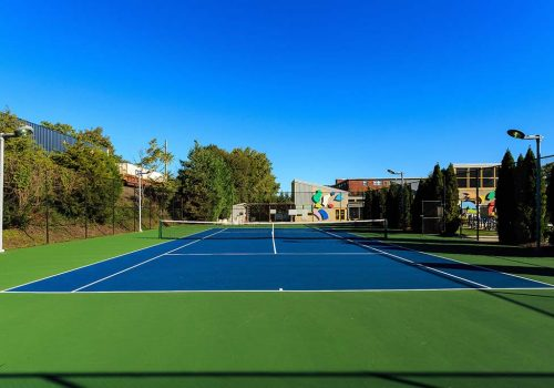 gateway tennis courts